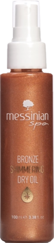 Bronze Shimmering Dry Oil | 100 ml Spray